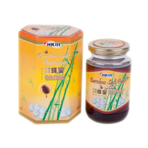 bamboo salt pearl honey