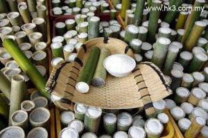 how to make bamboo salt