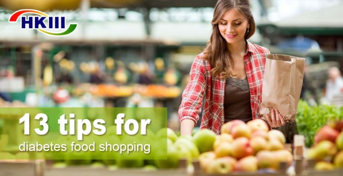 13 Tips For Diabetes Food Shopping