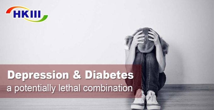 Depression And Diabetes A Potentially Lethal Combination