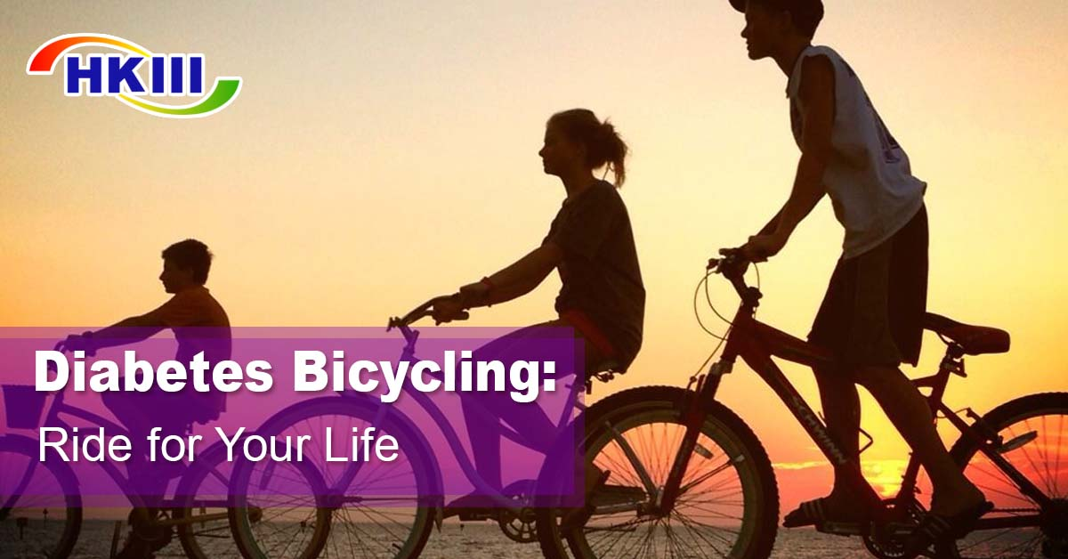 Diabetes Bicycling: Ride For Your Life