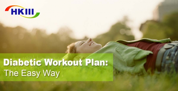 Diabetic Workout Plan: The Easy Way