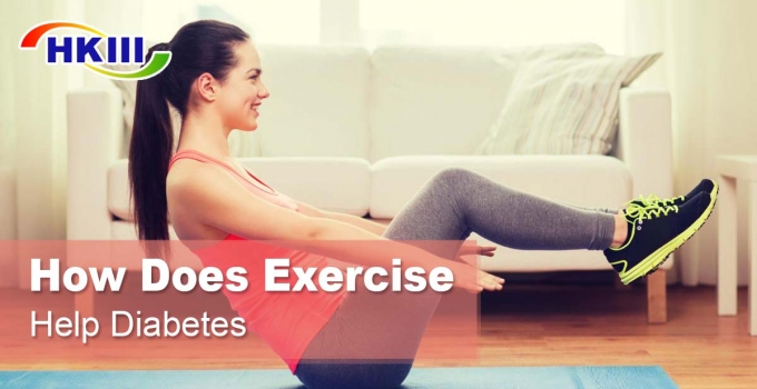 How Does Exercise Help Diabetes