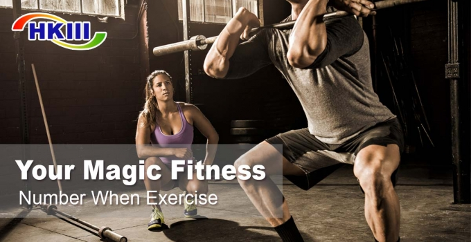 Heart Rate: Your Magic Fitness Number When Exercise