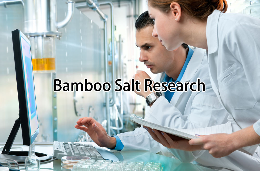 bamboo salt research